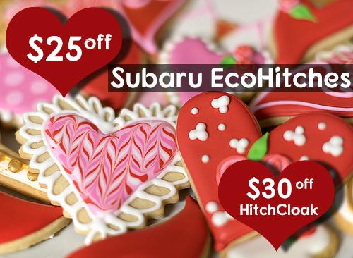 EcoHitch has found true love this Valentine's Day!