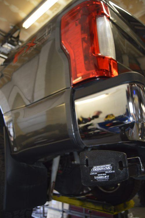 Now is the perfect time to upgrade your truck camper tie downs!