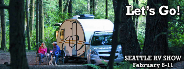 The 2018 Seattle RV Show is coming soon - See you there!