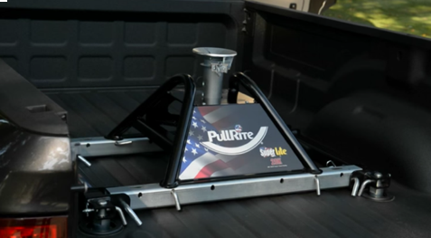 Installing a 5th wheel hitch? You're going to need rails!