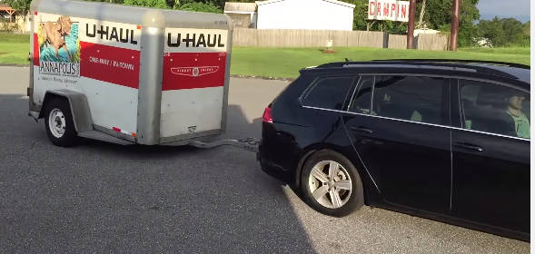 Check Out Proximidude's 2015 VW Golf EcoHitch Install!