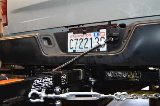 Need to Tow Behind Your Truck Camper? Use the Most Trusted Hitch!