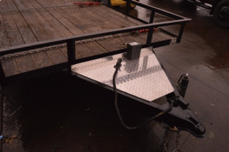 Want to upgrade or customize your trailer tongue? We can do that!