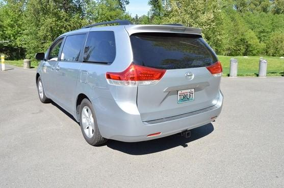 The Best Hitch for the Toyota Sienna