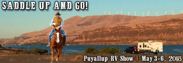 We'll see you at the Puyallup RV Show!
