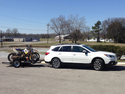 5 Reasons Why Your Subaru Outback Needs an EcoHitch