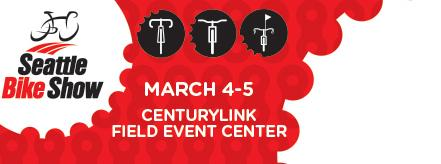 Who wants to come see us at the Seattle Bike Show?